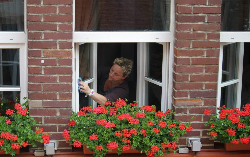 L'entretien des fenêtres mixtes