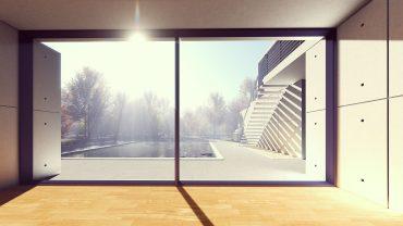 Fenêtre Alu, un design élaboré