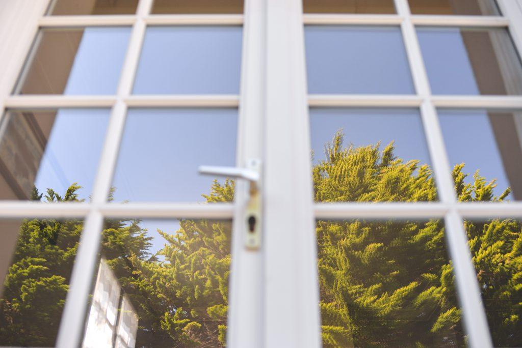 Porte-fenêtre et fenêtre mixte alu-PVC
